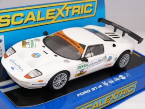 Scalextric C3290 FORD GTR ADAC GT MASTERS 2011
