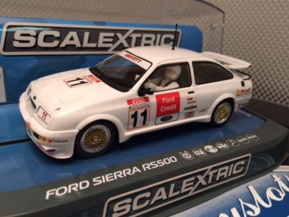 Scalextric C3781 Ford Sierra RS500