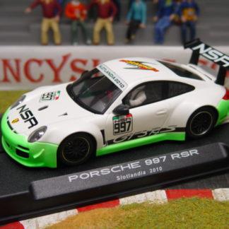 NSR 1070 Porsche 997 Slotlandia 2010