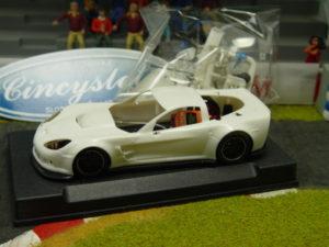 NSR 1071 Corvette C7R white kit
