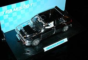 TEAM SLOT 11201 Lancia Delta Integrale Chrome