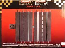 Carrera Exclusiv 20583 multi-lane extension