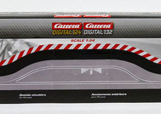 Carrera Exclusiv 20602 Outside Shoulder for Digital 124/132 Pit Lane