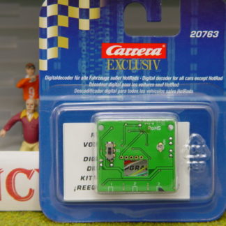 Carrera 20763 D124 Digital chip not for Hot Rod