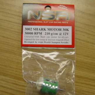 NSR 3002 Shark 30K Motor @ 12V
