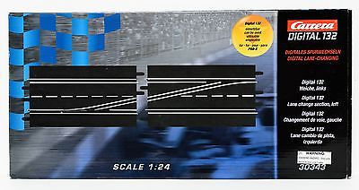 Carrera Digital 30343 Left Lane Change Section