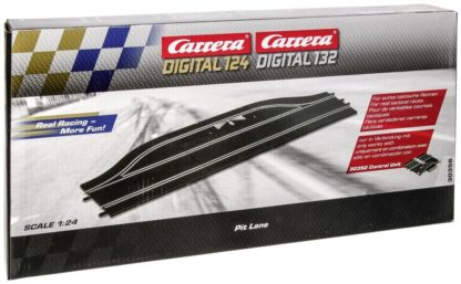 Carrera Digital 30356 pit lane D124 D132