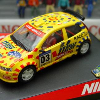 Ninco 50315 FIAT PUNTO RALLY CATALUNYA COSTA BRAVA 2003