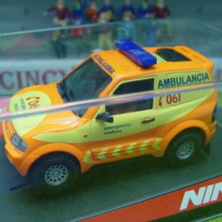Ninco 50512 Mitsubishi Pajero Ambulance