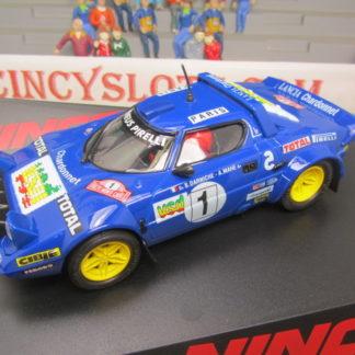 Ninco 50645 Lancia Stratos VSD Rally #1