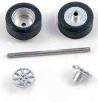 FLY 79247 Porsche 934 front axle set