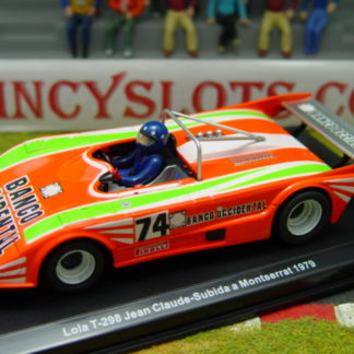 Power Slot 86964 Lola T-298 Bano Occidental Jean Claude