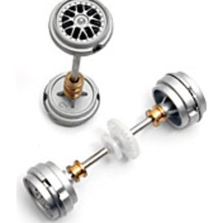 Carrera 89403 Axle assemblies for Porsche GT3 RSR