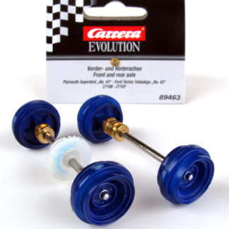 Carrera 89463 Axle assemblies for Superbird