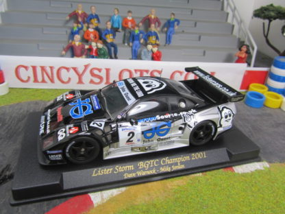 FLY A109 Lister Storm BGTC Champion 2001