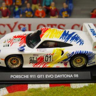 FLY A52 Porsche GT1 EVO ROHR