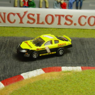 Autoworld Nascar Service Central Yellow NO MAGNETS