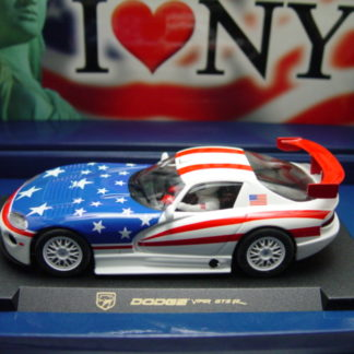 Fly A202 Dodge Viper WTC Attack a tribute to NY firemen