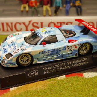 Slot.it SICA14B Nissan R390 GT1 #32 3rd LeMans 1998