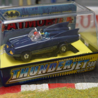 Autoworld Thunderjet Batmobile Blue