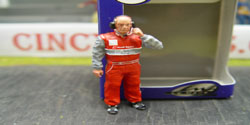 Le Mans Miniatures Slot Figures
