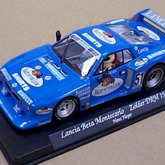 FLY GB35L Lancia Beta Montecarlo Zolder DRM 1980