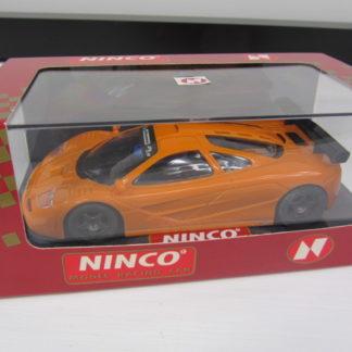 "NINCO 50142 SLOT CAR McLAREN F1 GTR ""LM ROAD CAR"""
