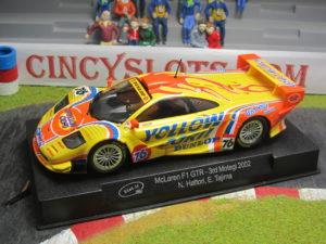 Slot.it SICA10g 'Yellow Corn' McLaren F1 GTR #76