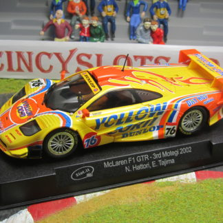Slot.it SICA10g 'Yellow Corn' McLaren F1 GTR #76