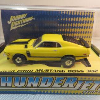 AutoWorld Thunderjet Ford Mustang Boss