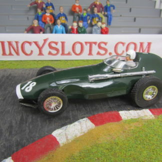 Classic F1 Vanwall#18 Brass Chassis
