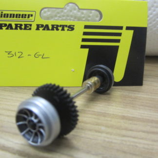 Pioneer 312-GL Charger Rear Axle