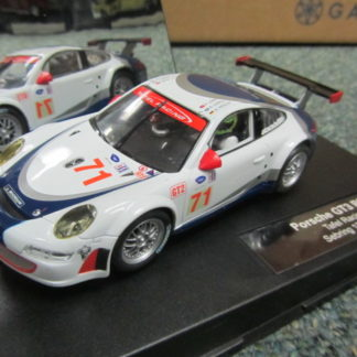 Carrera Porsche GT3 Tafel