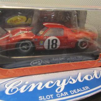 Slot.it SICA18e Ford GT40 Le Mans 1967 Maglioli