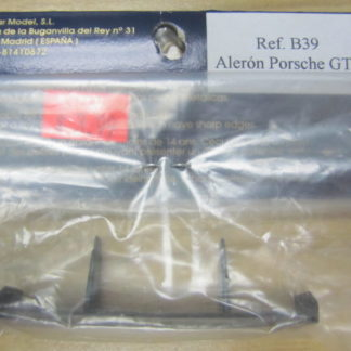 Fly B39 79039 Porsche GT1 rear wing