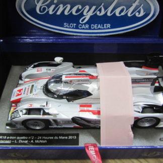 Le Mans Miniatures Audi R18 E-Tron