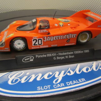 Slot.it SICA09h Porsche 956 KH Hockenheim 1000km 1985