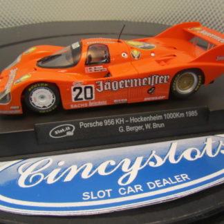 Slot.it SICA09h Porsche 956 KH Hockenheim 1000km 1985