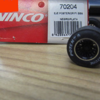 Ninco 70204 Rear Axle for a F1 Car