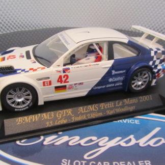 FLY A284 BMW M3 GTR Petit Le Mans 2001 88001