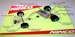 Ninco Slot Car Parts
