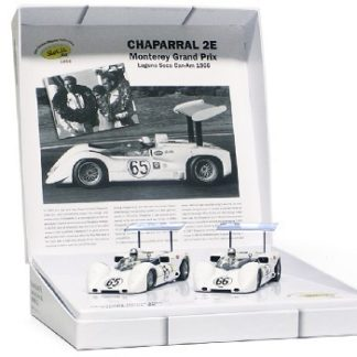 Slot It SICW08 Chaparral 2 Car Set Jim Hall & Phil Hill 66' Laguna Seca