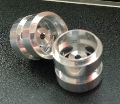Sideways SWW/TR02 Aluminum Rear wheels
