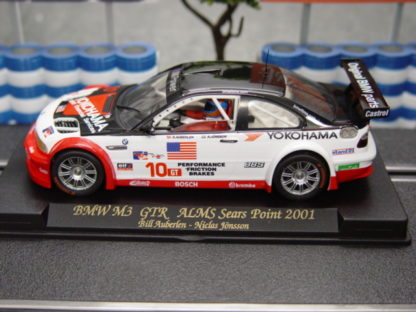 FLY A282 BMW M3 GTR Sears Point 2001 88002