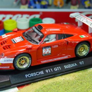 FLY A34 Porsche GT1 Lucchini ROJO Suzuka