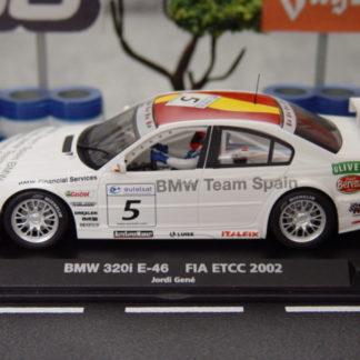 FLY A622 BMW 320i E-46 ETCC 2002