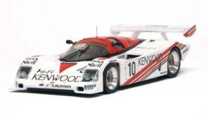 BRM 001 Porsche 962C No10 KENWOOD