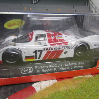 Slot.It SICA03H Porsche 962C LH #17 Le Mans 1993