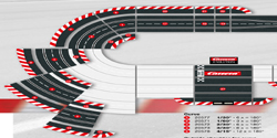 Carrera Evolution Analog Track