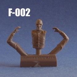 Immense Miniatures F-002 Tazio Nuvolari figure